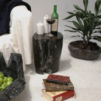 teak holz hocker teakhocker wohnen sitzen dekoration. Black Bedroom Furniture Sets. Home Design Ideas