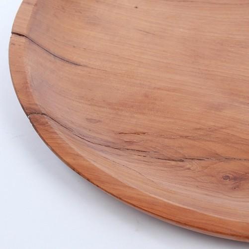 tablett teakholz holztablett teaktablett teak holz tablett massiv schale neu. Black Bedroom Furniture Sets. Home Design Ideas